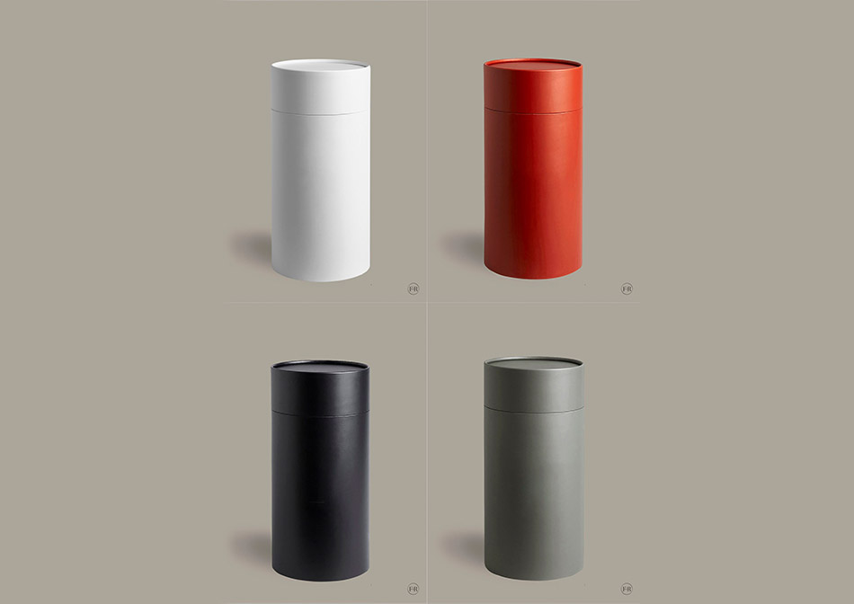 Askespredningsurne - Mikado urne